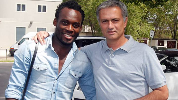 'Stop the bus! I'm off to Real Madrid' - Essien on last-gasp transfer