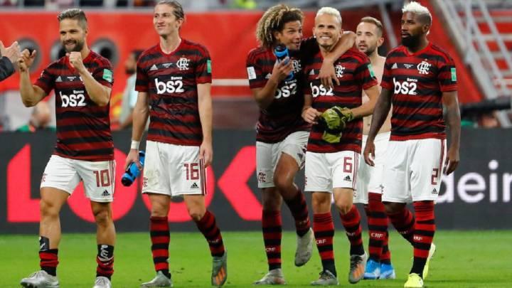 Brasil | El Flamengo entrena sin tener en cuenta las recomendaciones -  AS.com