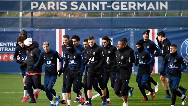Tensión en París: los jugadores del PSG no se bajan el sueldo