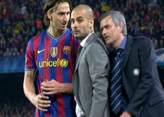 Mourinho reveals what he said to Pep during Barça-Inter tie