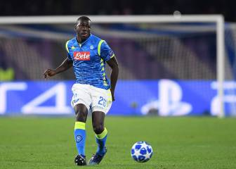 El PSG no fichará a Koulibaly y busca alternativas