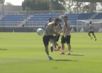 Isco's sweet strike