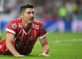 Madrid had the chance to sign Lewandowski for €20 million