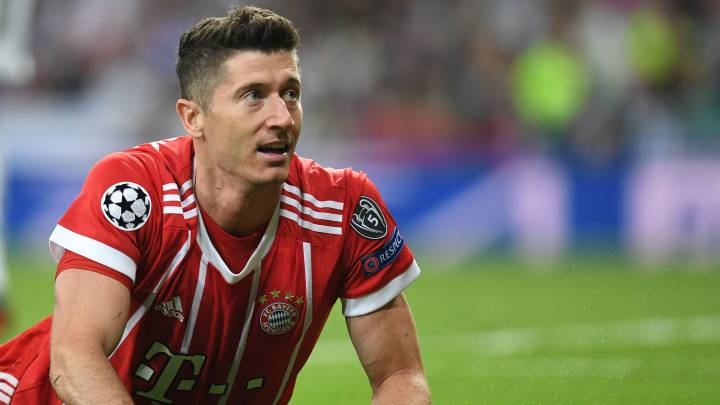 Real Madrid had the chance to sign Lewandowski for €20 million