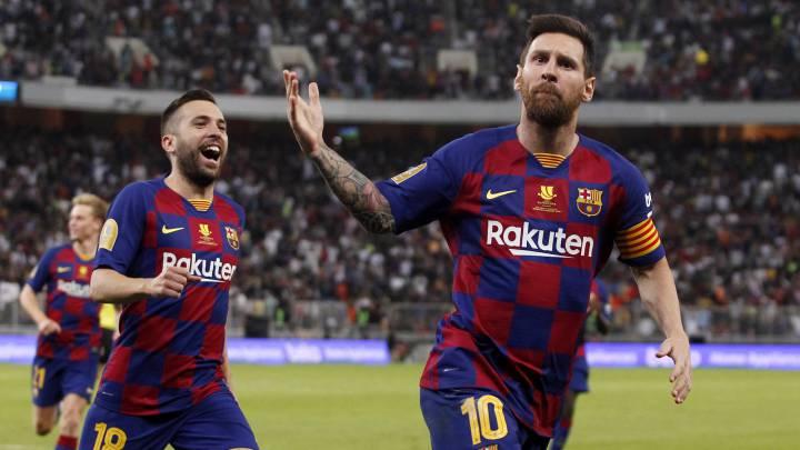 "Messi, con hambre: ""¡Tengo ganas de volver a competir!"""