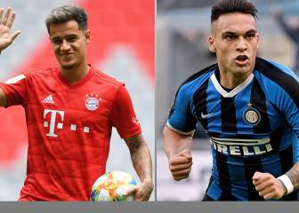 Barcelona: Coutinho could enter Lautaro Martínez operation