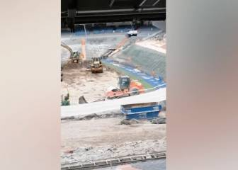 Real Madrid: The new Bernabéu, updates on stadium's progress