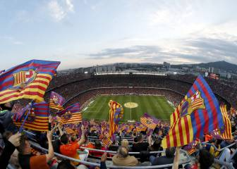 Barça want to create mosaic for Atlético game