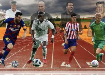 LaLiga football frenzy: 110 games in 39 days