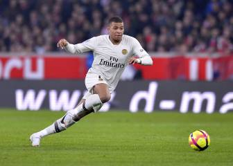 Kylian Mbappé's market value identified