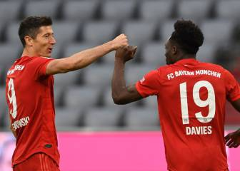 Insaciable Lewandowski