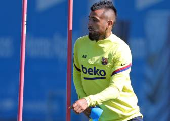 "Arturo Vidal: ""I want to win my ninth consecutive league title"""
