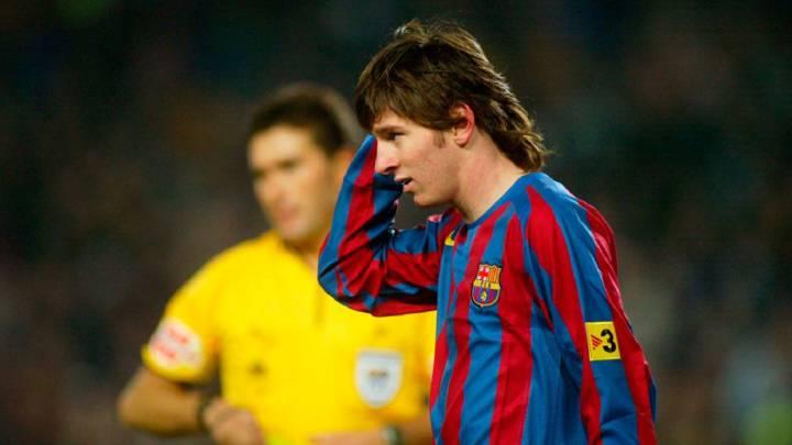 """""""Messi tenía 16 años, lo vi como un niño; a los 15' tuve que pedir el cambio a Ancelotti"""""""