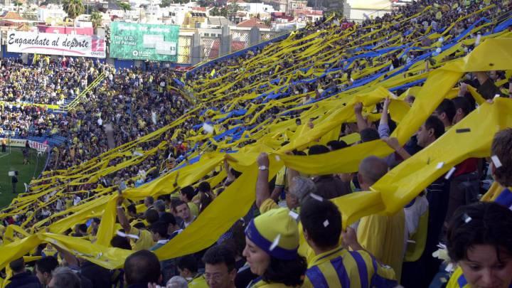 SER: el Gobierno no dejará a Las Palmas jugar con público