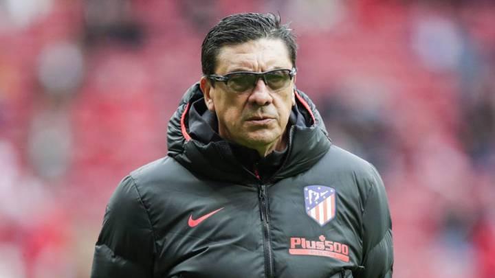 El \'Mono\' Burgos se marcha del Atlético de Madrid