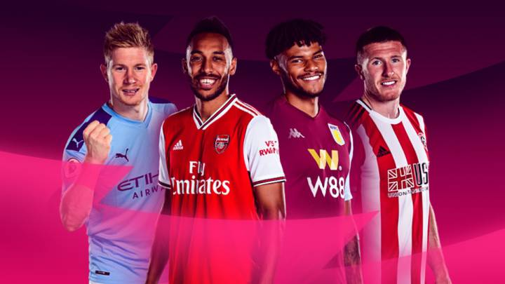 Premier League return: dates and kick-off times released