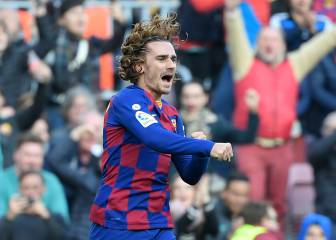 Griezmann says he will finish his career in the MLS