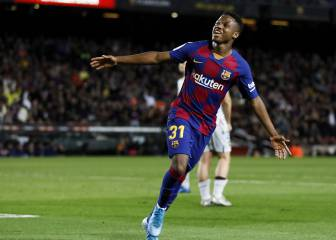 Barcelona turn down €100m bid for Ansu Fati