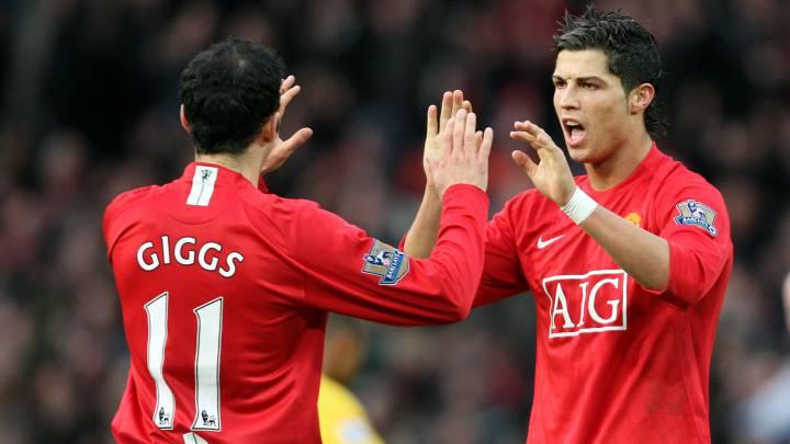 """El día que Cristiano calló a Giggs: """"Yo bebo lo que quiero"""""""