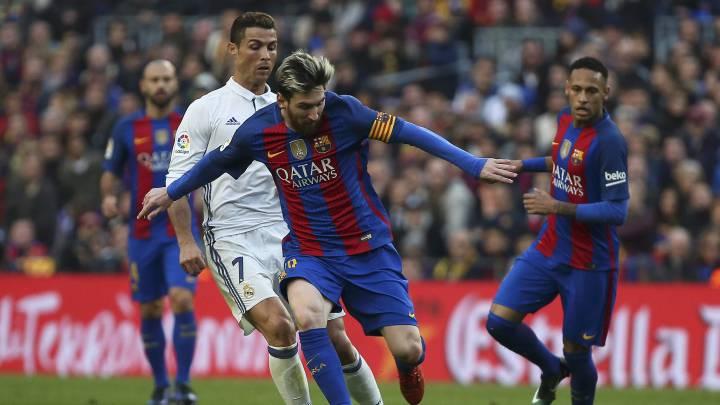 La tecnología acaba con el debate Messi-Cristiano