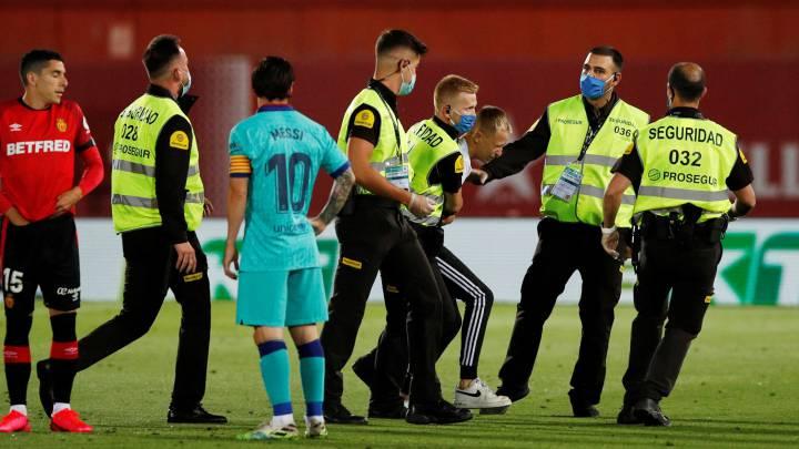 Mallorca 0 - Barcelona 4: resumen, resultado y goles - AS.com