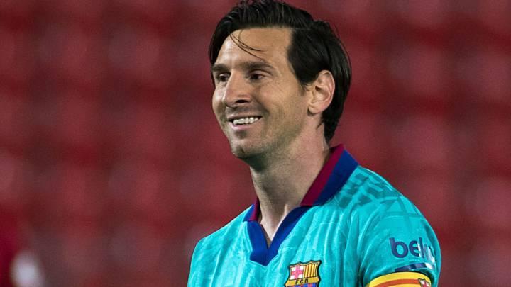 La 'normalidad' de Messi