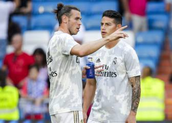 Bale, James: Real Madrid's Galácticos in extinction