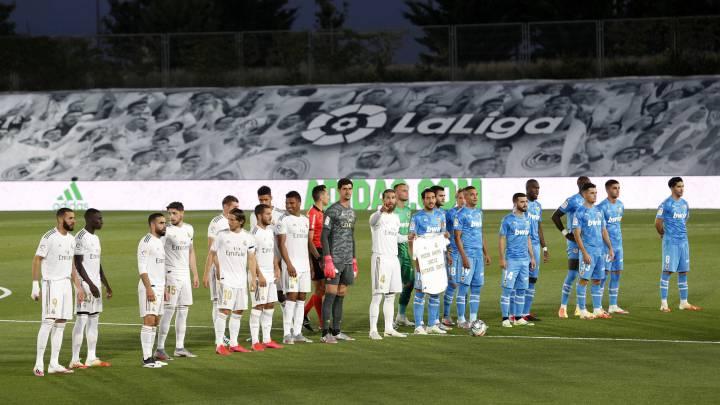 Alineacion Confirmada Del Real Madrid Hoy Contra La Real Sociedad En Laliga As Com