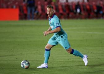 Barcelona and Juventus reach agreement for Arthur - Sky Sports
