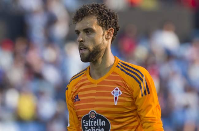 El Celta fichó a Nolito para sustituir... a Sergio Álvarez.