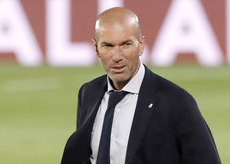 Zidane taking no chances against struggling Espanyol