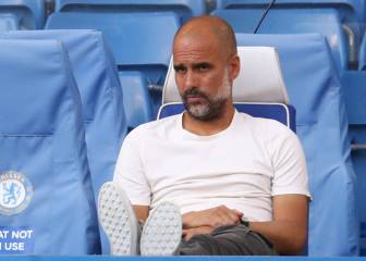 Guardiola confirma que el City le hará el pasillo al Liverpool
