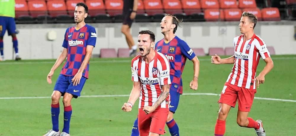 Saúl ofrece LaLiga al Madrid