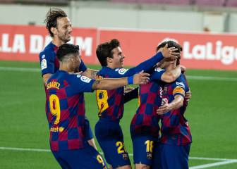Barça ratings: another fine Messi and Riqui Puig arrives