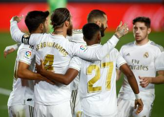 Real Madrid player ratings vs Getafe: Ramos saves the day
