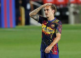 Barcelona offer Griezmann to Juventus, say RAI