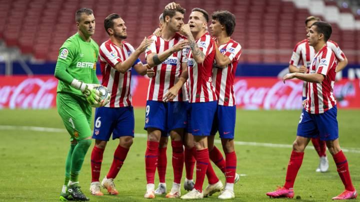 Atlético - Mallorca, en directo: LaLiga Santander en vivo