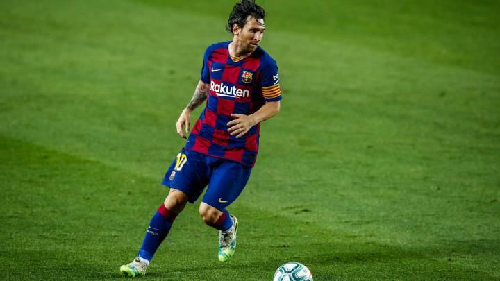 """Víctor Font: """"Si soy presidente del Barça, habrá Messi de por vida"""""""