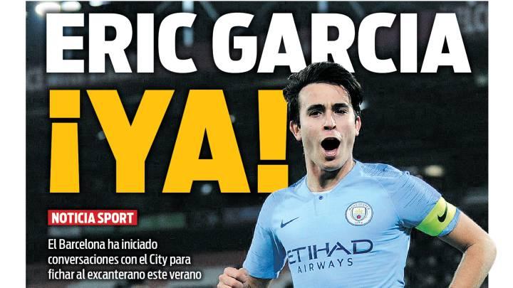 Pjanic y Eric García: un Barça en clave de futuro