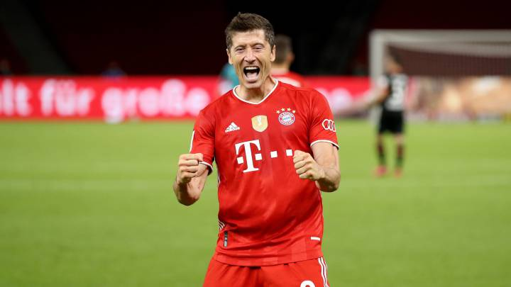 Hansi Flick pide el premio The Best para Lewandowski