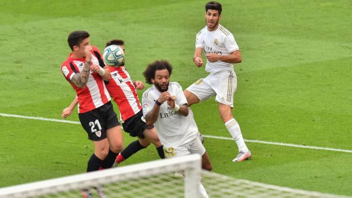 Athletic 0 - Real Madrid 1: resumen, resultado y goles - AS.com