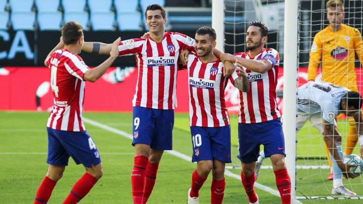 Celta - Atlético, en directo: LaLiga Santander en vivo - AS.com