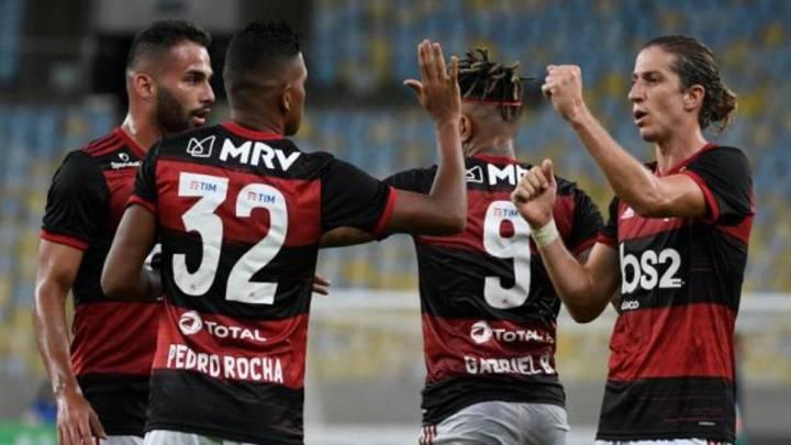 Alerta en Flamengo: un positivo por coronavirus antes de la final de la  Taça Río - AS.com