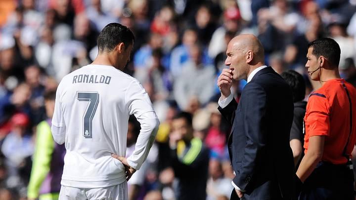 El Marsella sueña con Cristiano Ronaldo y Zidane