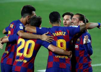 Barça player ratings vs Espanyol as Suárez secures win