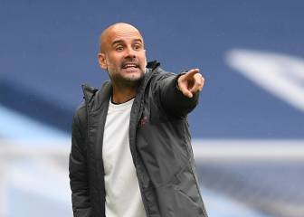 Guardiola only has UCL