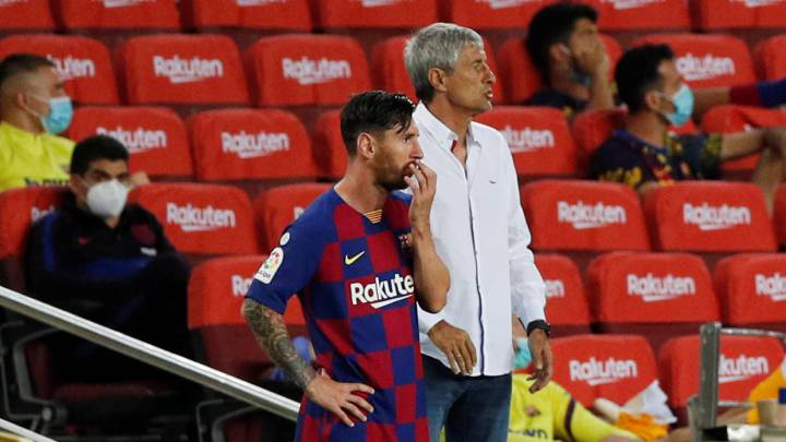 "Messi furious after defeat: ""Many things need to change here"""