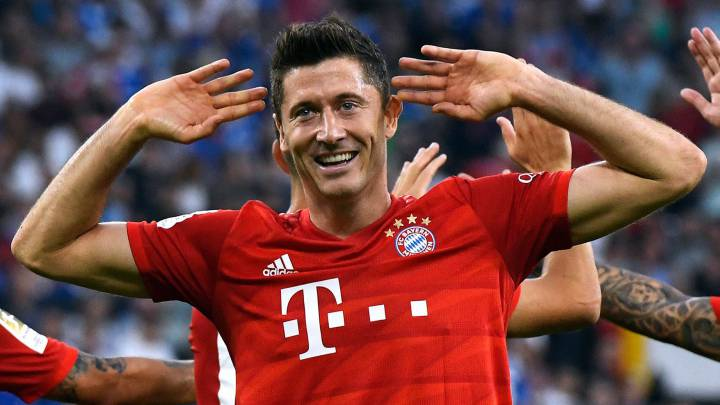 Bayern Munich: Lewandowski pips Sancho, Kimmich to player o the year award