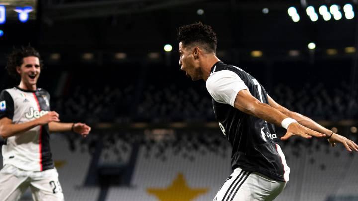 Cristiano sentencia el Scudetto y sigue batiendo récords