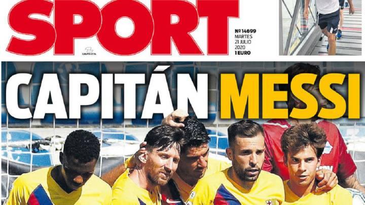 Si hay Messi, hay esperanza